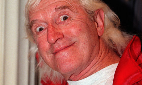 Jimmy Savile was investigated by Surrey police in 2007 but the CPS decided there was insufficient evidence to prosecute. Photograph: Peter Jordan/PA