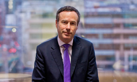 Financial Times editor Lionel Barber: 'News now is not the newspaper'