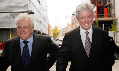 Thumbnail for BBC's Tony Hall and Lord Patten to face grilling from MPs