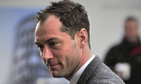 Jude Law tells court: ... Jude Law And Order