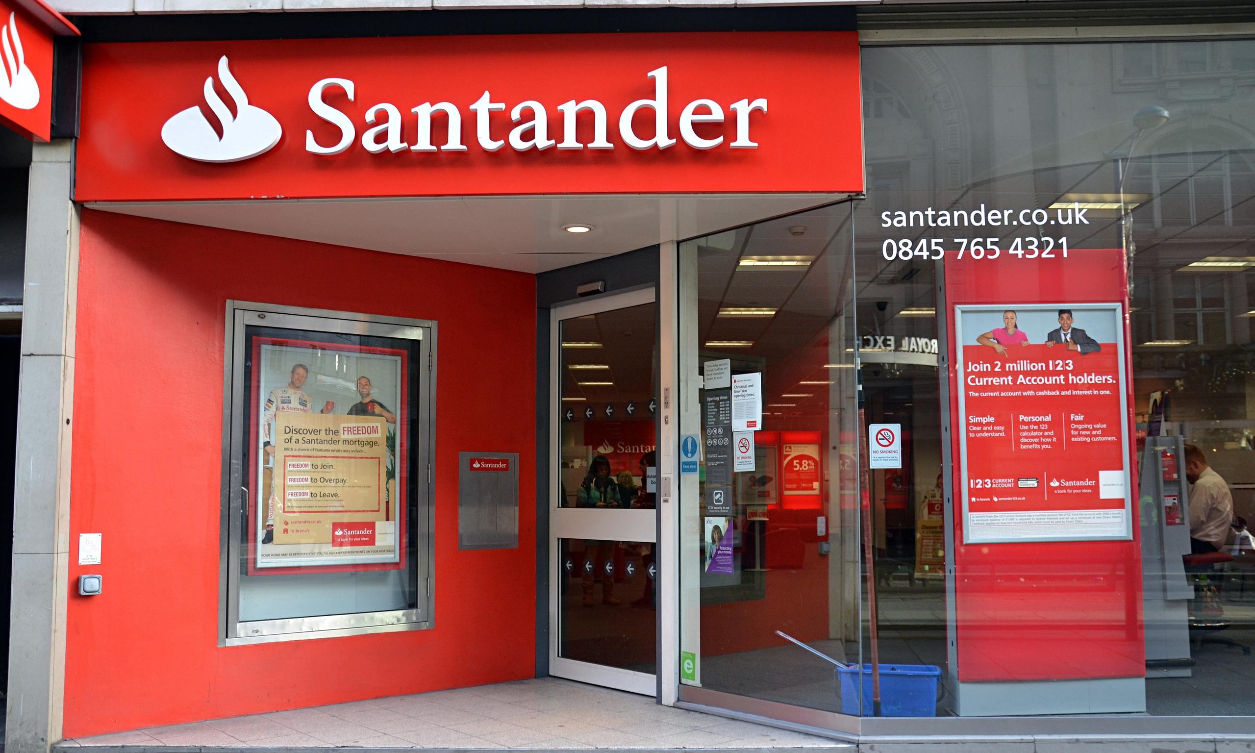 is santander a uk bank