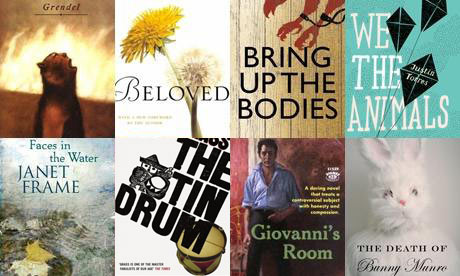 My favourite first line - by writers on the 2013 Man Booker prize longlist