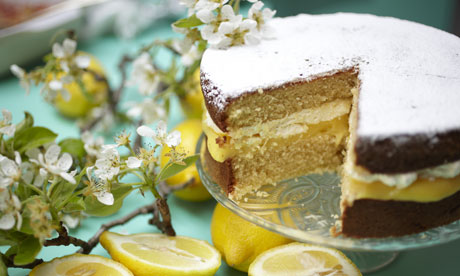 Lorraine Pascale Cake Recipes Uk