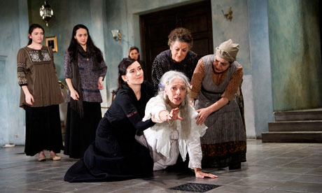 how does the house of bernarda alba represent spain The house of bernarda alba drama of women in the villages of spain the play was completed in 1936, two months before the death of the author the action takes place in the home of bernarda alba after the funeral of her second husband bernarda has recently announced to her five daughters that there will.