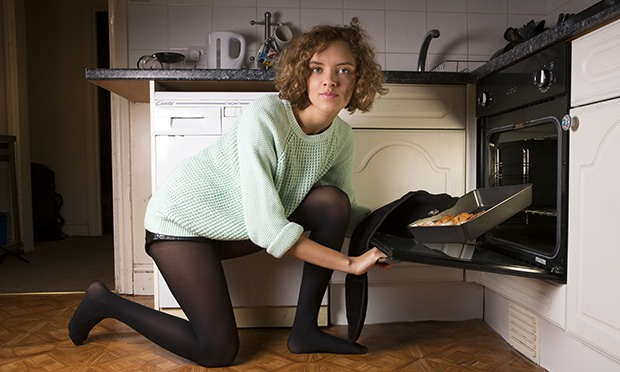 Ruby Tandoh I Would Never Usually Cry Over A Cake At