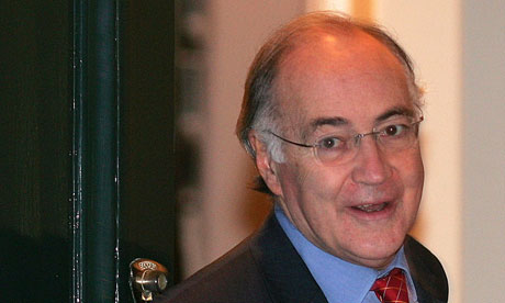 Michael Howard: 'Tony Blair was a brilliant politician. But, ultimately, he was a failed prime minister'   Politics   The Guardian - Michael-Howard-006