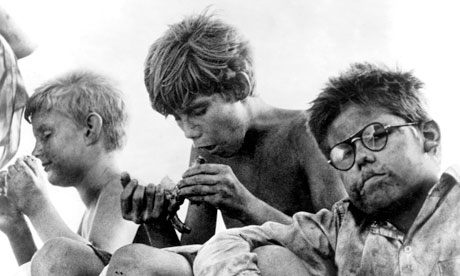 the failures of the movie adaptation of the lord of the flies by william golding Since its publication in 1954, william golding's lord of the flies has taken  we  review the novel's two major film adaptations below, covering the basics of each   while getty later went on to achieve some success on the big screen, lord of.