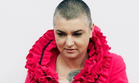 Sinead O'Connor congratulates pope on his 'greatest act' - resigning