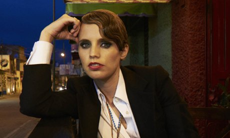 Anna Calvi on Cheap Hotel: