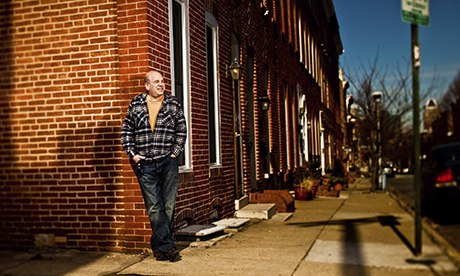 David Simon: 'There are now two Americas. My country is a horror show'