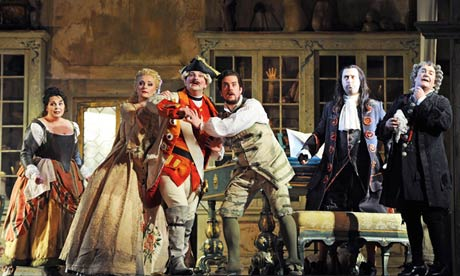 Barber Of Seville Summary : The Barber of Seville; Emerson Quartet  review Music The ...