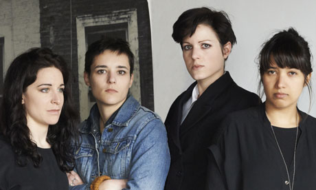 Savages is getekend door Matador in 2017