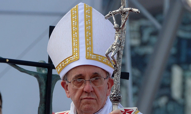 The Masonic Observer: The Pope: The Doctrines Of Catholicism Can't Be Changed