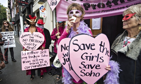 closure of soho brothels raises risks for women says local priest society the guardian. Black Bedroom Furniture Sets. Home Design Ideas