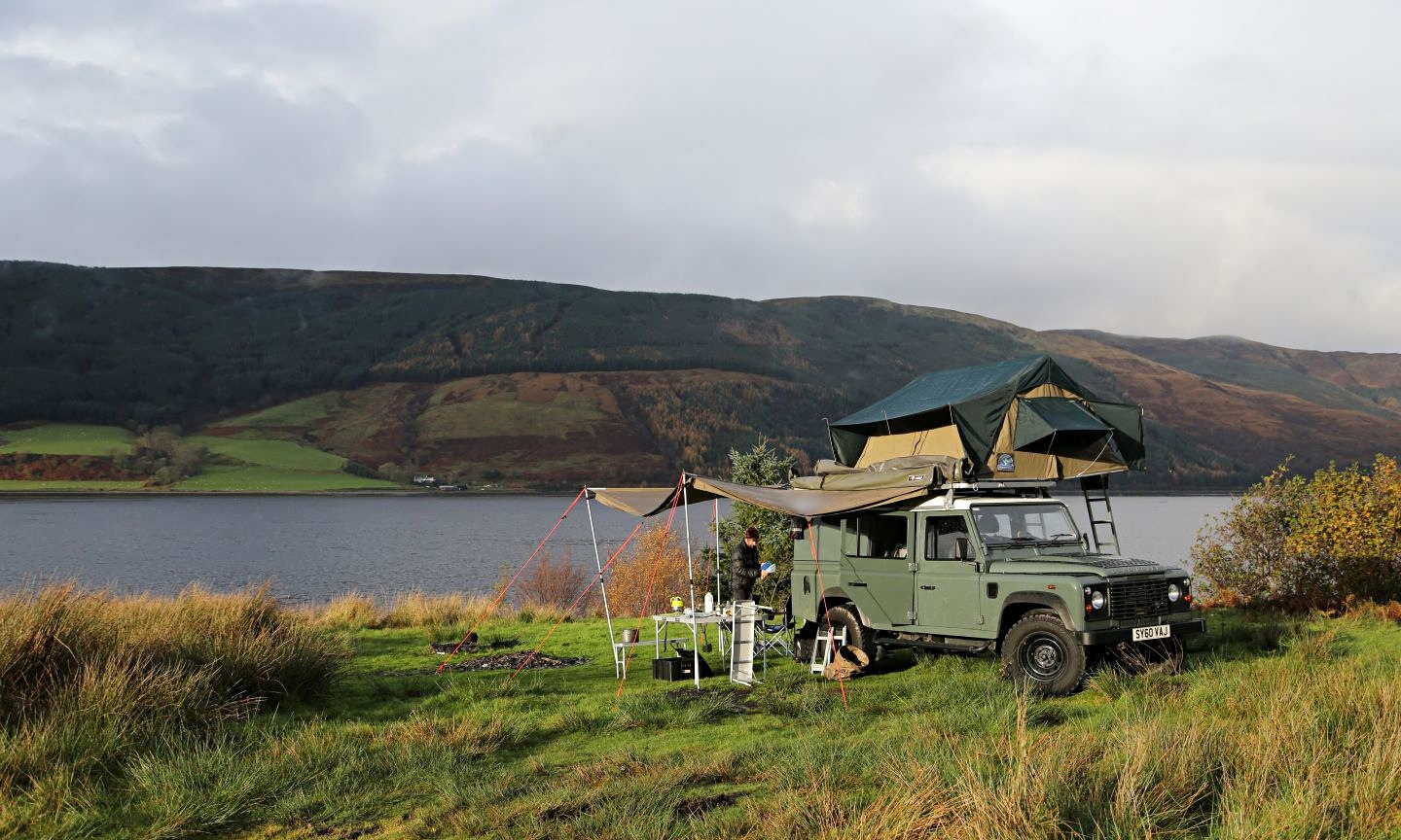 Land Rover Camper Page 13