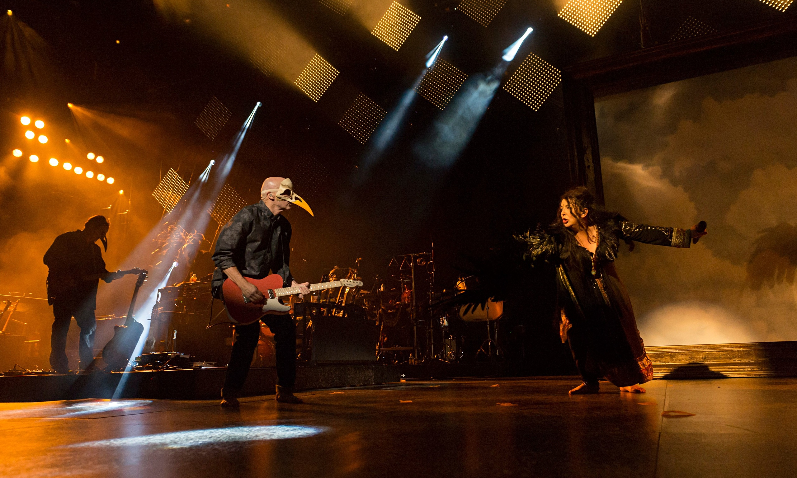 Kate Bush Review A Magical New Dawn Music The Guardian