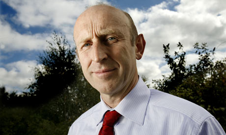 Money blog John Healey may have been right about repossession - John-Healey-MP-001
