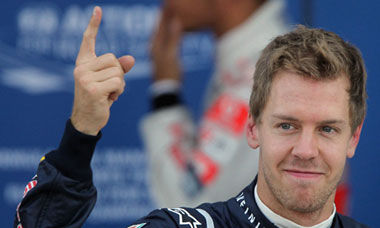 Sebastian Vettel cut out errors and cruised to another F1 world title ...  Undercut F1