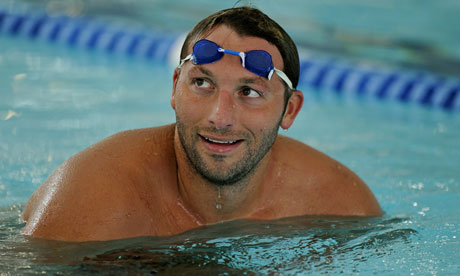 Olympic Icon Ian Thorpe Too Early To Judge Swimming Comeback Sport The Guardian
