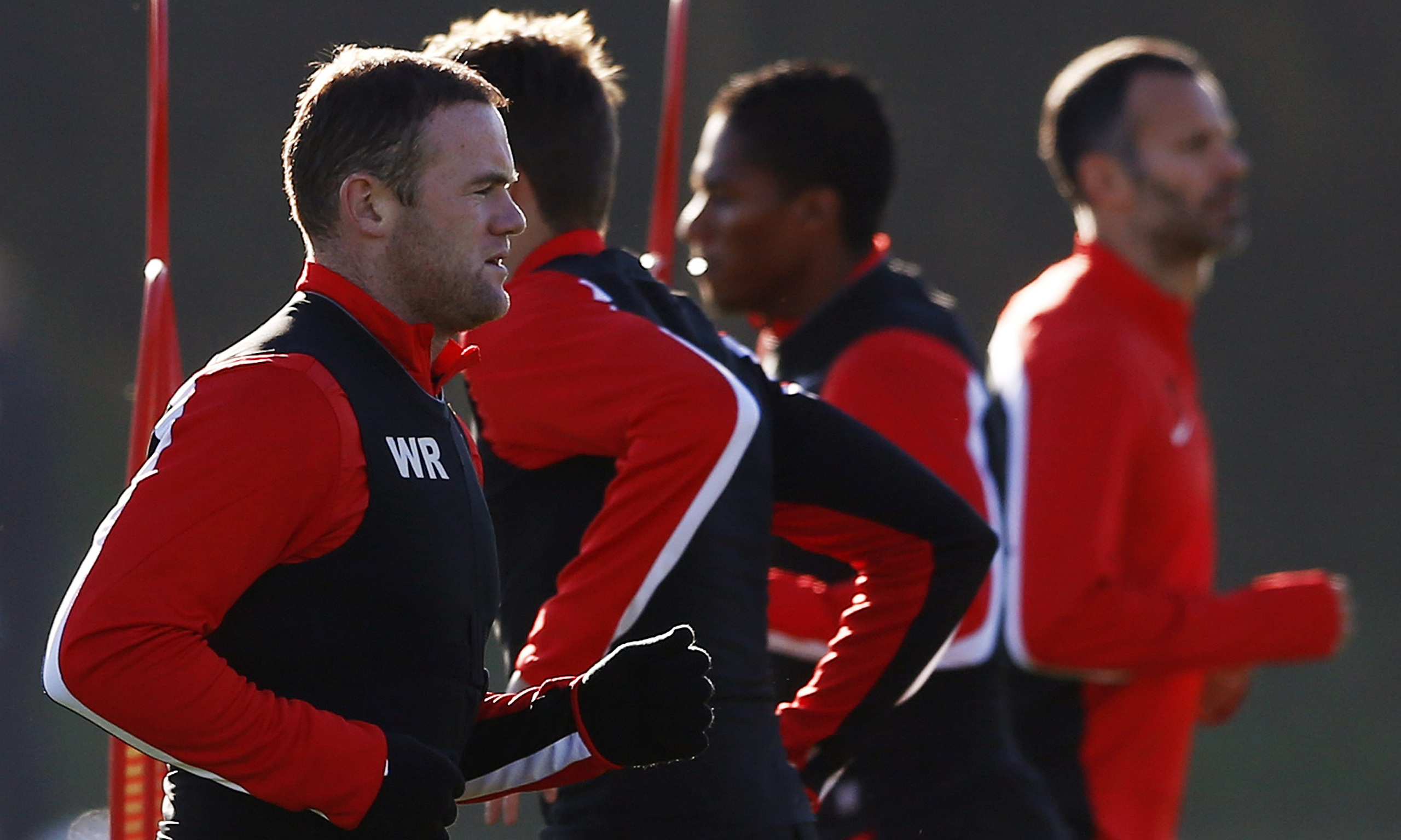 Wayne Rooney 8 Wayne Rooney Arsenal must be sick of the sight of me after all