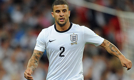 Kyle Walker earned a 3.25 million dollar salary, leaving the net worth at 5 million in 2017