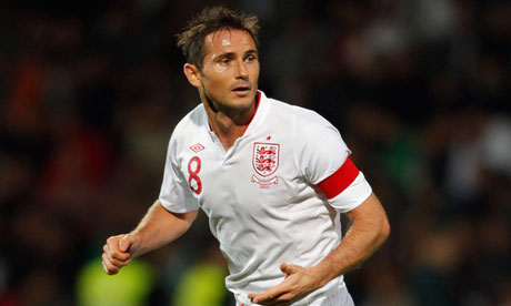 Frank Lampard vs Moldova Sep 2013.