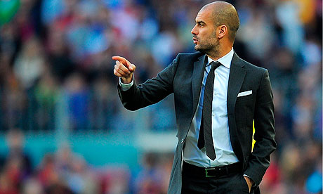 Manchester City Confirm Pep Guardiola as a Head Coach