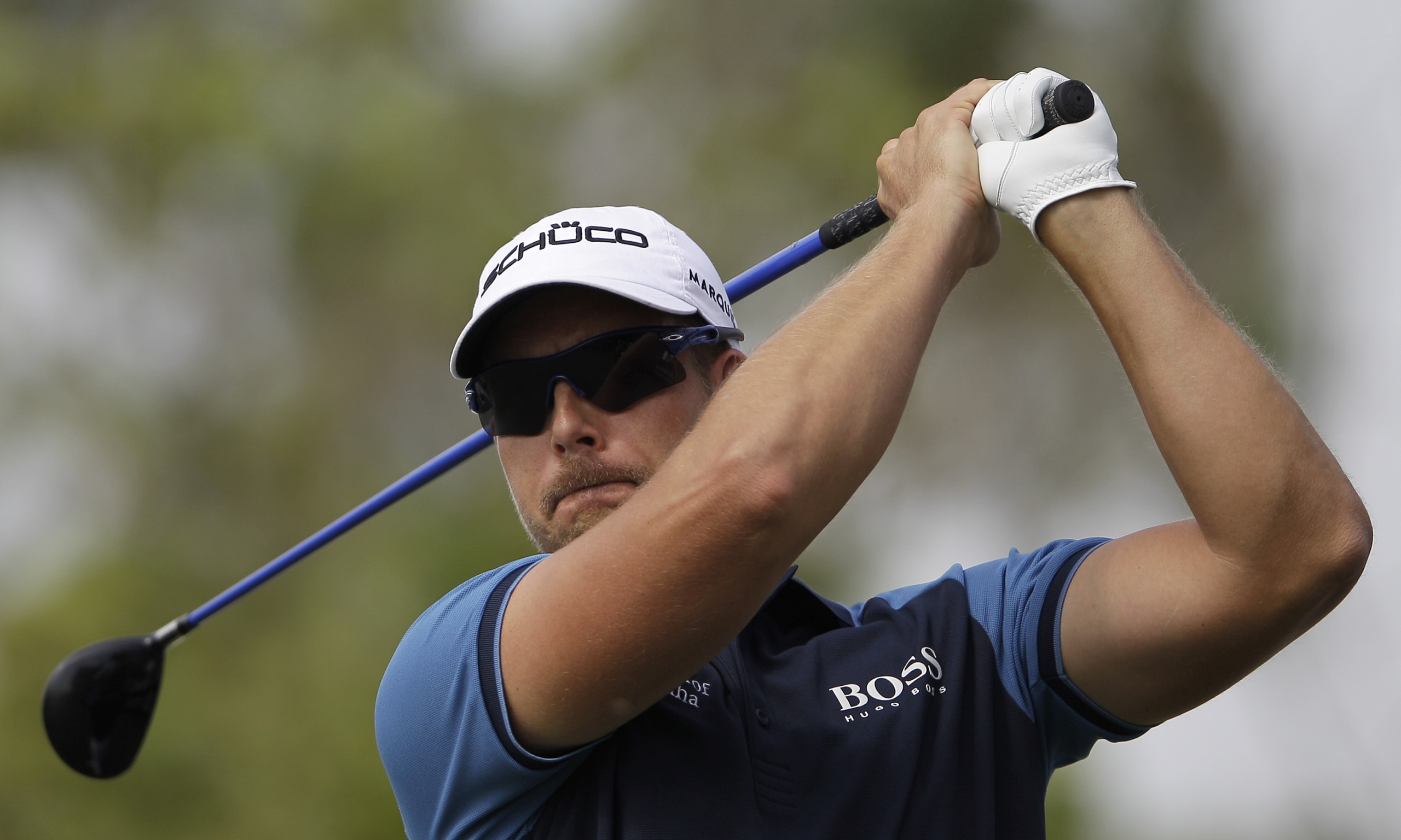 Henrik Stenson Leads Race To Dubai And Targets Historic
