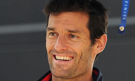 Mark Webber  - 2018 Dark brown hair & alternative hair style.