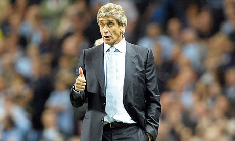 Manuel Pellegrini savours 'very special' debut at Manchester City
