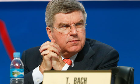 Doping: Olympic president Thomas Bach could ban Russia from Rio 2016 Olympics