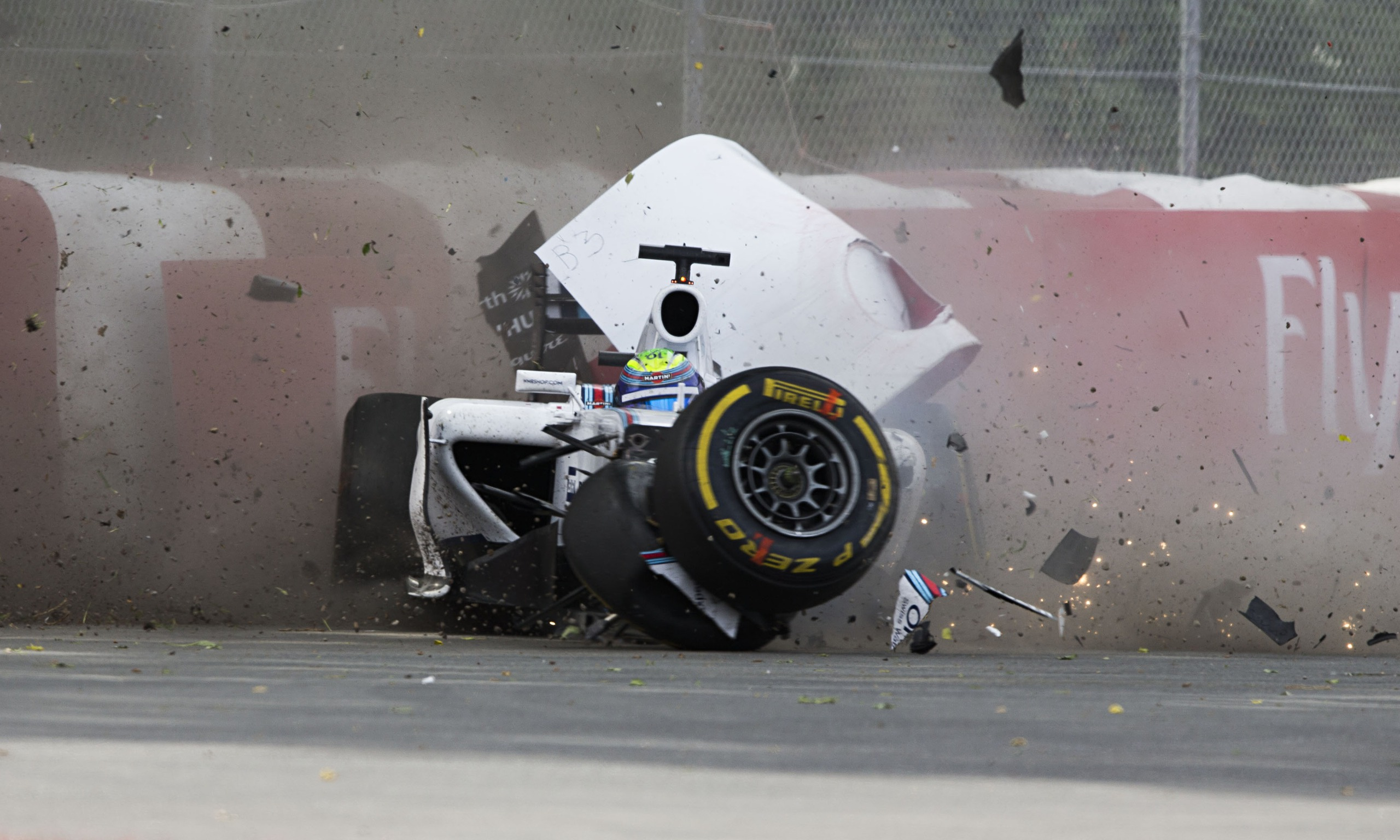 formula 1 crash in japanese grand prix