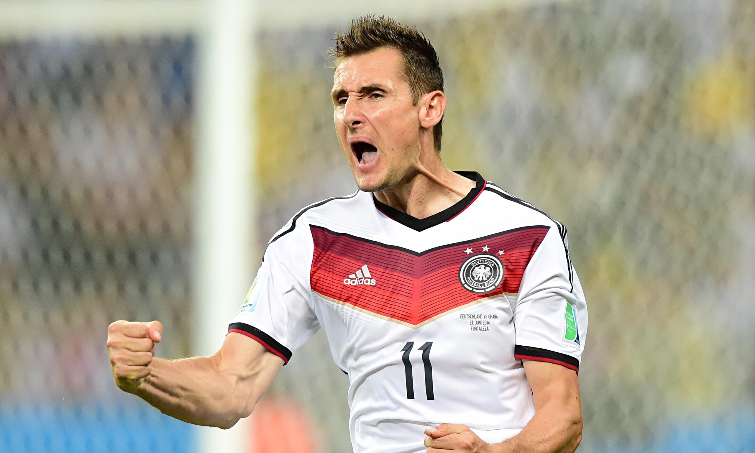 ผลการค้นหารูปภาพสำหรับ Miroslav Klose