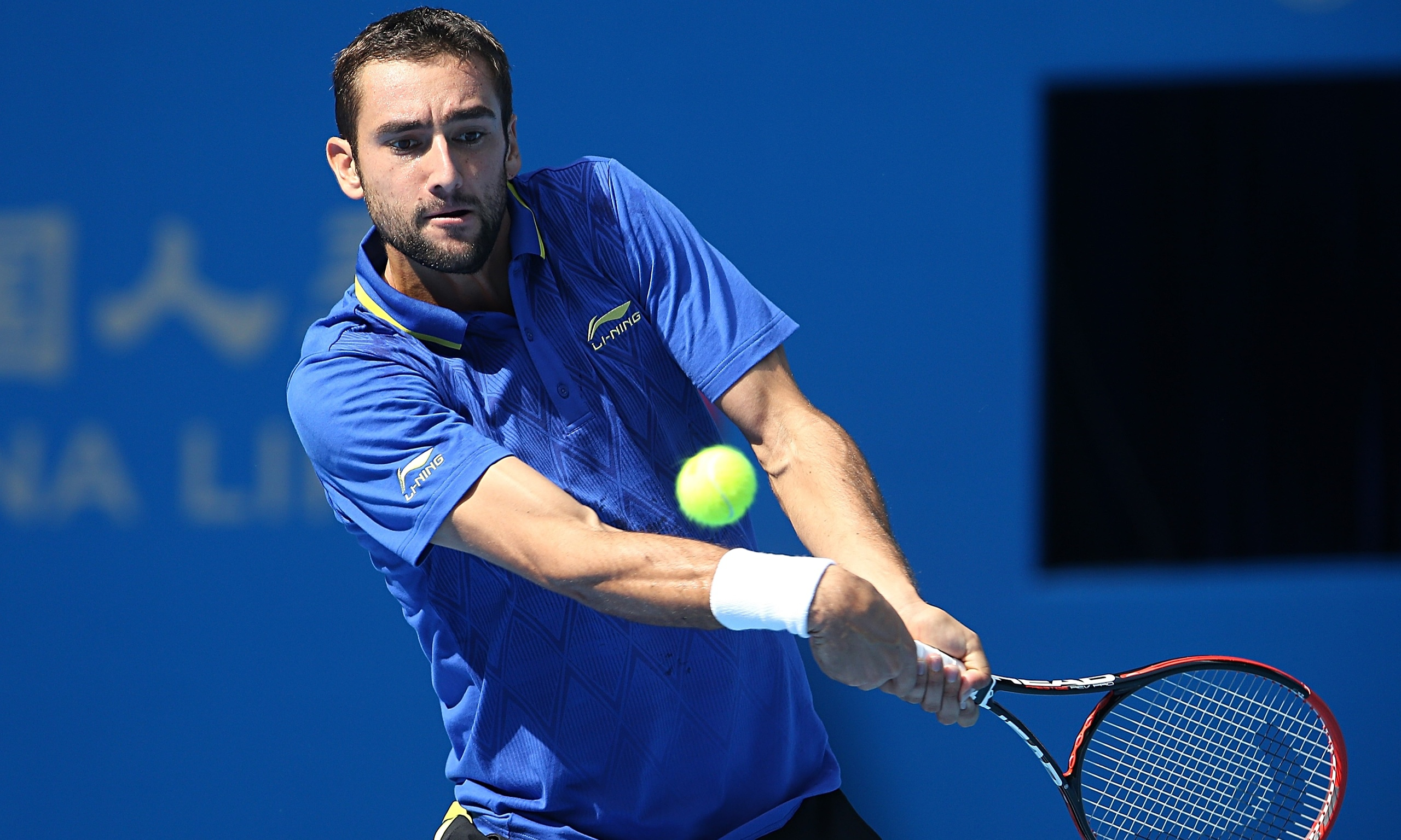 Marin Cilic earned a 4.5 million dollar salary, leaving the net worth at 16.3 million in 2017