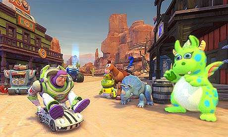 Toy story online games for toddlers