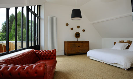 100 boutique hotels for under 100 europe france italy for Boutique hotels france