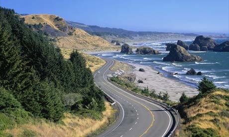 US 101 - California, Oregon, Washington