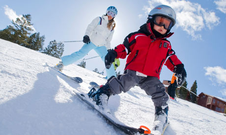 Family Friendly Ski And Snowboard Holidays Travel The