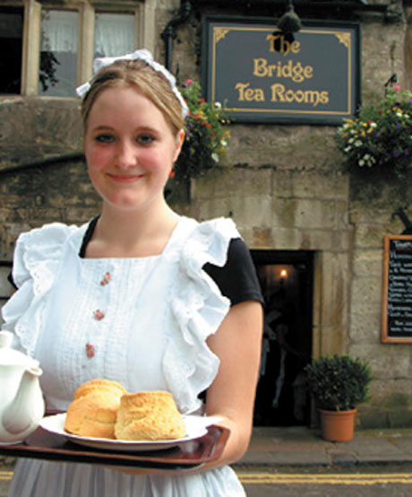 Readers Travel Tips The Best Places For Tea And Cakes In