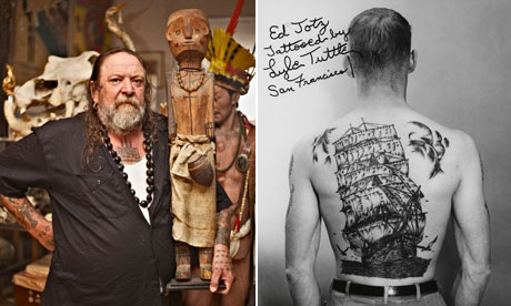 Amsterdam Tattoo Museum features the macabre and the beautiful