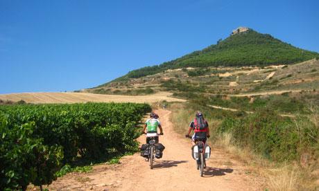 Cycling Spain's Camino de Santiago with children
