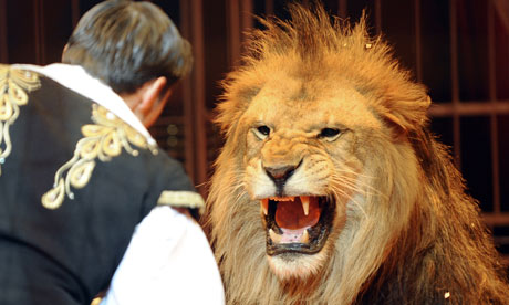 Circuses remove last of the big cats from UK's big tops