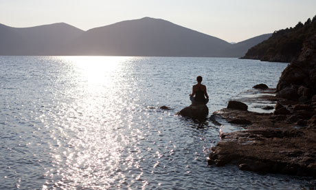 Greece's Silver Island: sunshine and solitude on an idyllic yoga retreat
