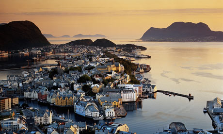 Norway's Sommerfesten music festival: small and beautiful
