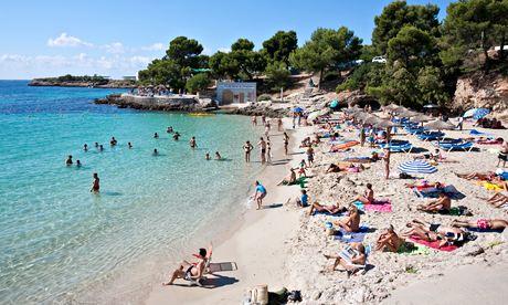 Top 10 beaches in the Balearics